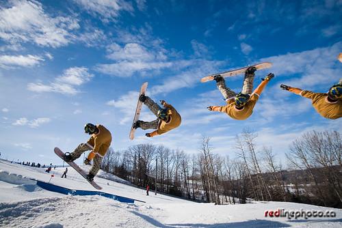 Ski tutorial