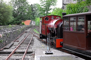 L2015_3095 - Corris Railway #7 at Corris Station