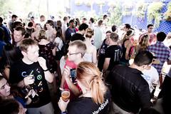 2015 08 08 - 6501 - DC - Shard Party (thisisbossi) Tags: usa washingtondc dc nw unitedstates northwest shaw resistance happyhours ingress dachabeergarden