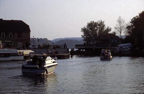 Hausboottour (50) Malchow