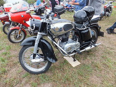 Horex Resident 350cc OHV (Michel 67) Tags: classic vintage motorbike antigua antiguas moto motorcycle ancienne motocicleta motorrad vecchia motocicletta motocyclette clasica vecchie clasicas motociclette motociclete classik motocyklar motocicletti