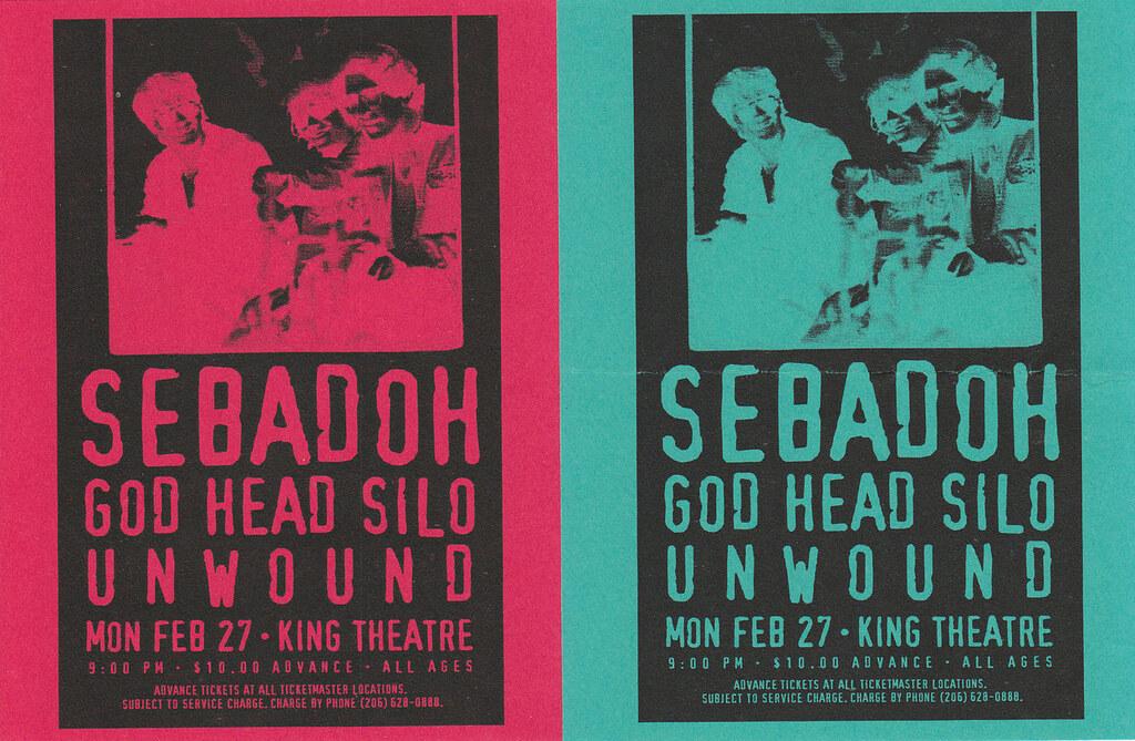 Godheadsilo Tour
