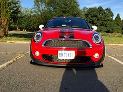 F56 headlights (jeepkid703) Tags: lights head running mini s led cooper daytime f56 coupe 2014 drl r58