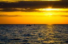 Sunset (Slaki) Tags: tramonto mare calabria lamezia lameziaterme