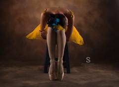 Pensativa (Vilma Salazar) Tags: ballet retrato danza bailarina vilmashoots