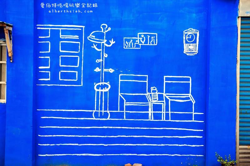 桃園大溪.彩繪牆
