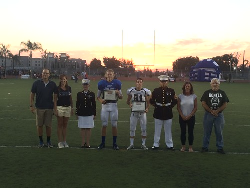 "San Dimas vs Bonita Scholar Athletes • <a style=""font-size:0.8em;"" href=""http://www.flickr.com/photos/134567481@N04/21691416326/"" target=""_blank"">View on Flickr</a>"