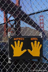 """Fort Point - Hoppers Hands"" (rbeebephoto) Tags: sanfrancisco california pentax september goldengatebridge bayarea fortpoint sanfranciscobay k5 ftpoint ggnra 2015 tamronaf18200mmf3563ifmacro copyrightrichardbeebe2015 ©richarddbeebe2015"