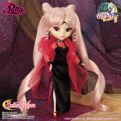 Black Lady (pullip_junk) Tags: pullip sailormoon blacklady wickedlady sailormoonxpullip
