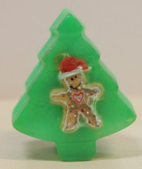 Christmas Tree with Ornament $3.00 (Clelian Heights) Tags: christmas winter ornament soaps unscented decorativesoaps cleliansoaps cleliancenter