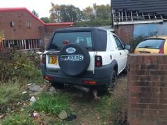 Land Rover Freelander DI (VAGDave) Tags: rover 1999 di land van freelander