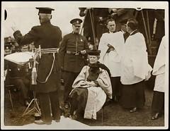 Photograph of Dame Ethel Smyth