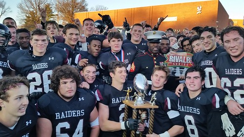 """Radnor vs Lower Merion 11/14 • <a style=""""font-size:0.8em;"""" href=""""http://www.flickr.com/photos/134567481@N04/22997578966/"""" target=""""_blank"""">View on Flickr</a>"""