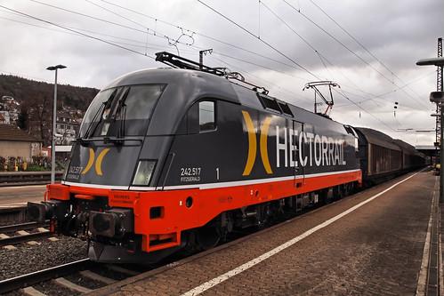 D Hectorrail 242.517 Gemünden am Main 14-11-2015