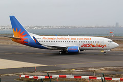 G-GDFO  GCRR/ACE  31.10.15 (Eric.Denison) Tags: ace lanzarote boeing 737 gcrr jet2 ggdfo