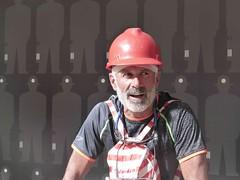 Alberto alla Miniera di Serbariu (Carbonia)- Laura Cignoli