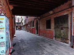 Calle del Paradiso, Venice