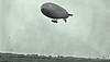 US Army Blimp C-2 above Bolling Field, Wash. DC July 1922 LOC06755u (SSAVE w/ over 6.5 MILLION views THX) Tags: blimp usarmy bollingfield washingtondc 1922 c2 airship