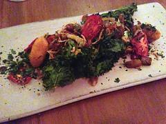 Charred Ratatouille at Joseph's of Santa Fe (kaydeesquared) Tags: 2016 november josephsofsantafe restaurant food santafe newmexico dessert