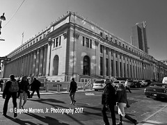 New York City (Themarrero) Tags: newyork nyc newyorkcity moynihanstation farleypostoffice mckimmeadewhite jamesafarley jamesafarleypostoffice operationsanta olympuse5