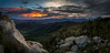 Sun bathed rocks. (lynamPics) Tags: 5dmkii australia landscape queensland leefilters mtstuart sunrise townsville zeiss