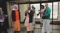 London Saturday Night Harinama Sankirtan - Piccadilly Circus - 08/10/2016 - IMG_2640 (DavidC Photography 2) Tags: 10 soho street london w1d 3dl iskconlondon radhakrishna radha krishna temple hare harekrishna krsna mandir england uk iskcon internationalsocietyforkrishnaconsciousness international society for consciousness harinama sankirtan saturday night sacred party chanting dancing singing west end china town leicester square piccadilly circus 8 8th october autumn 2016 video