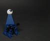Wilhelm Quadracipher (Karf Oohlu) Tags: lego moc silly fantasy eyeball billcipher pyramid quadraped