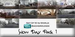 KaTink - Snow Day Pack 1 (Marit (Owner of KaTink)) Tags: katink annemaritjarvinen my60lsecretsale 60l secondlife sl photography 3dphotography salesinsecondlife