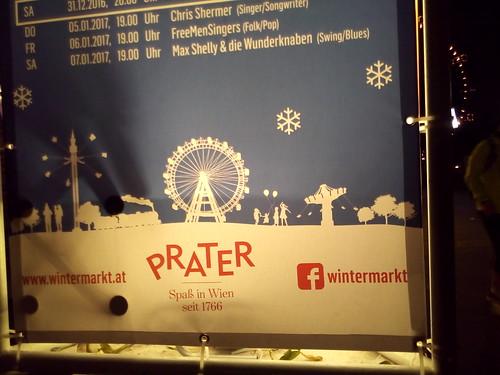 Prater Park, Viena