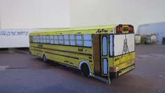 X271 - Laidlaw Bus Axxx (Etienne Luu) Tags: amtran re school bus paper cardstock model