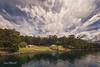 Cruising to the 'Isle of the Dead' (SteveWhitworthPhoto) Tags: australia tasmania portarthur history historical convict heritage sky clouds cloudformation weather southeasterntasmania nikon nikond800e nikon1424mmf28