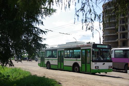 Irkutsk trolleybus VMZ-5298.00 291 ©  trolleway