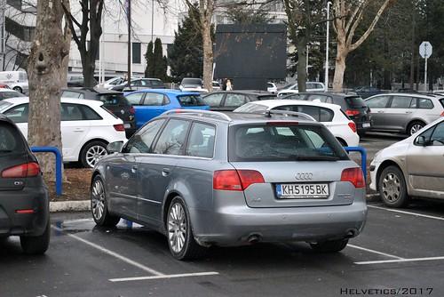 Audi A4 Avant - Bulgaria, Kyustendil