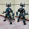 Kairot (ice golem) WIP (koryhunter) Tags: bionicle lego moc golem ice