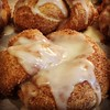Homemade Cinnamon Roll Knots.... (steamboatwillie33) Tags: dessert homemade 2017 cinnamonsugar knots delicious kitchen brunch icing newyear baked