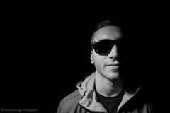 (CoreyJennings) Tags: bw blackandwhite shoot2kill flash shadows night newjersey nikon princeton