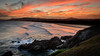 Emerald Sunset (ronan.kohn) Tags: coffsharbour nsw australia sunset beach landscape