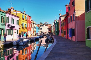colorfull  Venise