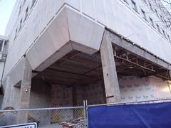 10th Street demolition (tehshadowbat) Tags: shopping shoppingmall downtownshoppingmall gallerymallcenter city philadelphiaretailshoppingstores renovation redevelopment