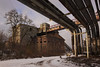 industrial sunset (jkatanowski) Tags: industry outdoor decay pipes urban exploration poland europe snow tokina 1116mm canon