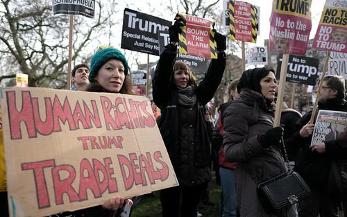 Human rights trump trade deals.