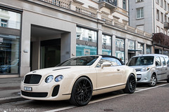 Supersports (Nico K. Photography) Tags: bentley continental supersports convertible creme supercars luxury nicokphotography switzerland zürich