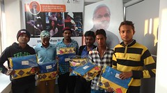 PMKVY 2.0 Kit Distribution @ SUNAINA SAMRIDDHI FOUNDATION
