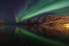 Ersfjordbotn (John A.Hemmingsen) Tags: auroraborealis arcticlight astronomy ersfjordbotn tromsø nordnorge northernlights