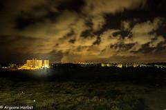 Serra - ES (ArgeoneHerbst) Tags: noite noturna vitória espiritosanto serra nuvem longaexposição canont5 canon rastro