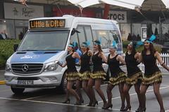 Stagecoach East Kent's new minibus launch in Ashford (Terry S. Blackman) Tags: littleoften southeast eastkent stagecoach bus transport transit public minibus mercedes mercedesbenz sprinter city bestimpressions bv66gtu ashford kent theshow dance cabaret dancing