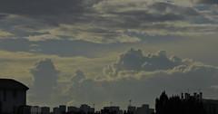 celui qui s'levait (laetitiablabla) Tags: sky cloud france poetry glory ile lovers ciel val suburb nuage vues banlieue marne