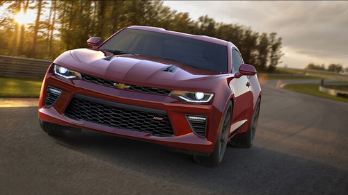 2016 Chevrolet Camaro Design, Engine And Price