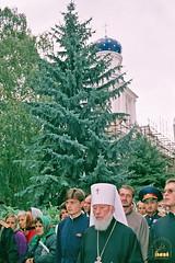 101. Consecration of the Dormition Cathedral. September 8, 2000 / Освящение Успенского собора. 8 сентября 2000 г