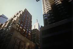 48 W 37th (Doha Sam) Tags: trip usa newyork film 35mm iso100 nikon fuji manhattan slidefilm scan midtown velvia chrome empirestatebuilding 100 positive analogue fe manualfocus nikonscan coolscan9000ed samagnew smashandgrabphotocom linearscan educationleave wwwsamagnewcom